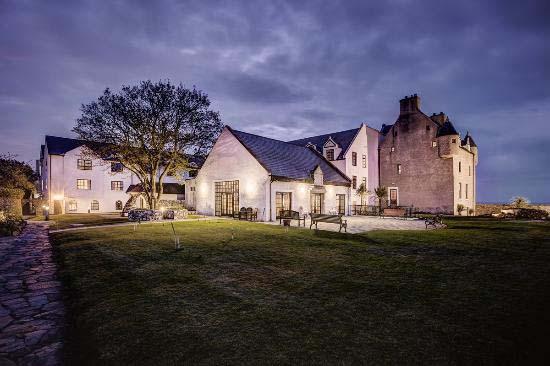 Ballygally Castle / Ballygally, Northern Ireland