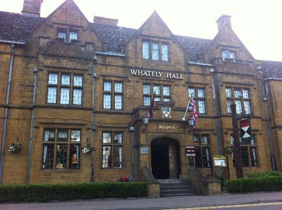 Mercure Banbury Whately Hall Hotel / Banbury, England