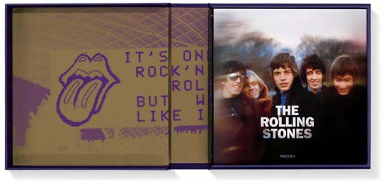 Autographed Rolling Stones Book Offered for $5,000