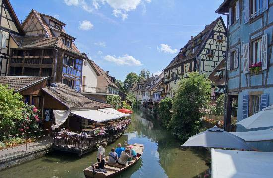 9.Old Town / Colmar, France