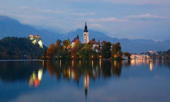5.Lake Bled / Bled, Slovenia
