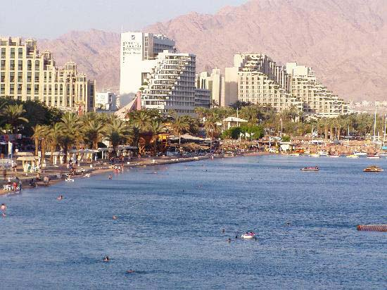 10. Eilat, Israel (Average nightly hotel rate: $290)