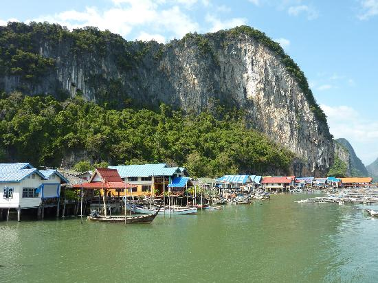 4. Ao Nang, Thailand (Average nightly hotel rate: $68)