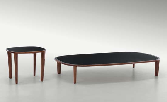 CLIFFDEN coffee table starting from €7,600 (Approx. $8,571 USD): side table €4,000 (Approx. $4,511 USD)