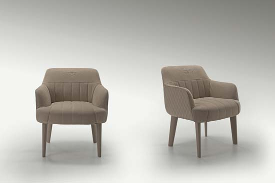 LAUREN armchair starting from €4,400 (Approx. $4,962 USD)
