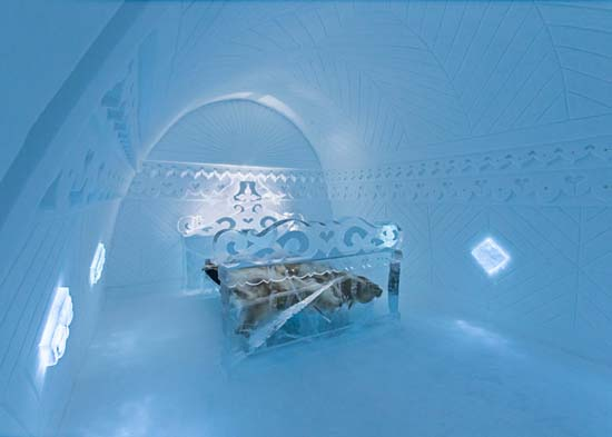Sweden's Icehotel Is Celebrating Its 25th Anniversary