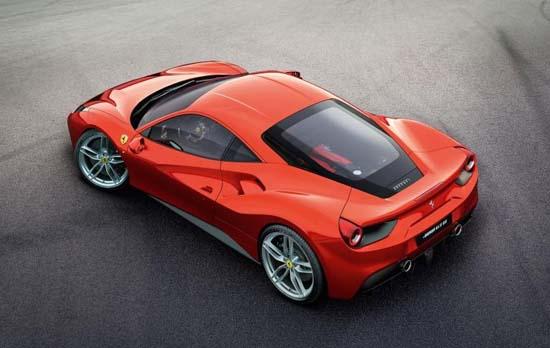 Ferrari-488-GTB-back