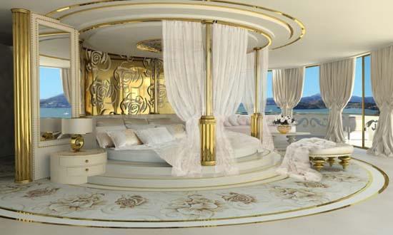 La Belle Yacht – Master Cabin