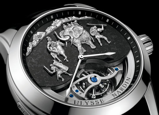 Ulysse Nardin Hannibal Minute Repeater Watch