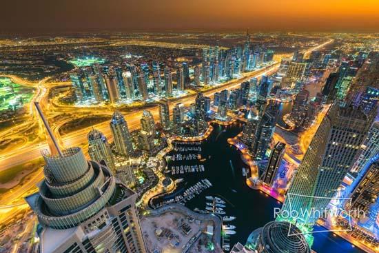 Watch This Amazing Footage of Dubai