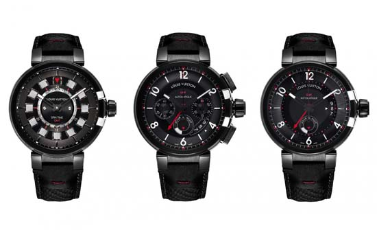 Louis-Vuitton-Tambour-eVolution-gmt-black-watches2015