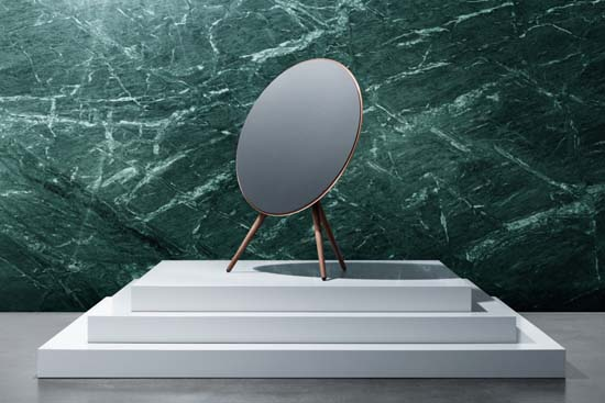 """Bang & Olufsen Celebrates 90th Anniversary with """"Love Affair"""" Collection"""