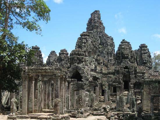 2.Siem Reap, Cambodia