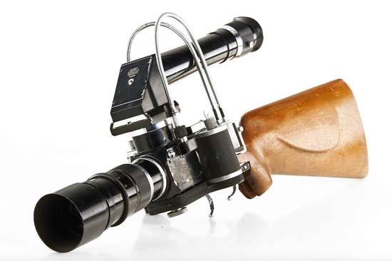 Rare New York Leica Gun Prototype Heading To Auction
