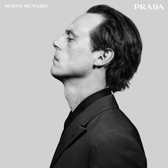 Scoot McNairy for Prada 2015