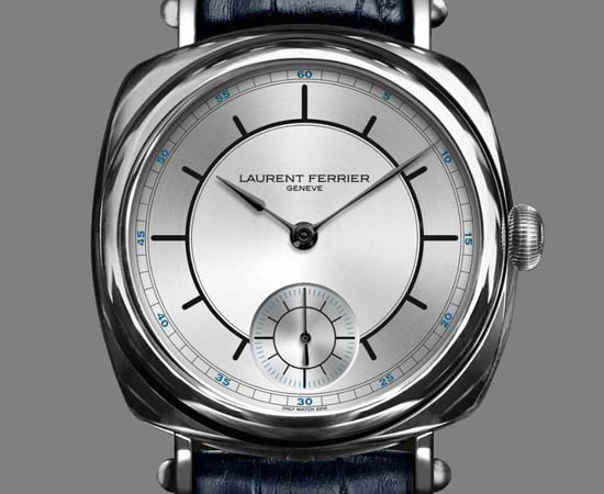 Laurent Ferrier Galet Square In Steel For Only Watch 2015