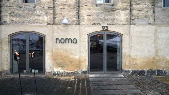 Noma is moving to Sydney
