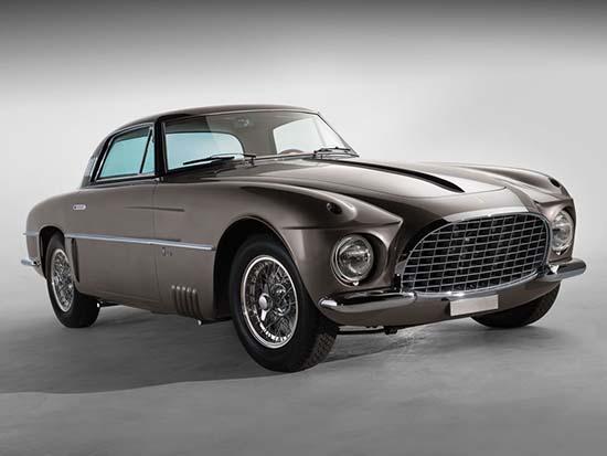 1953-Ferrari-250-Europa-Coupe-Vignale-front