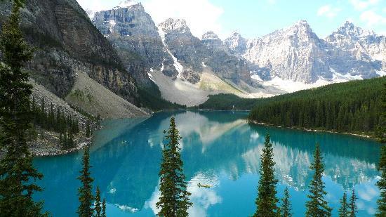 6. Moraine Lake - Alberta, Canada