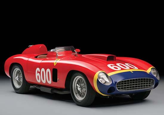 1956 Ferrari 290 MM Scaglietti