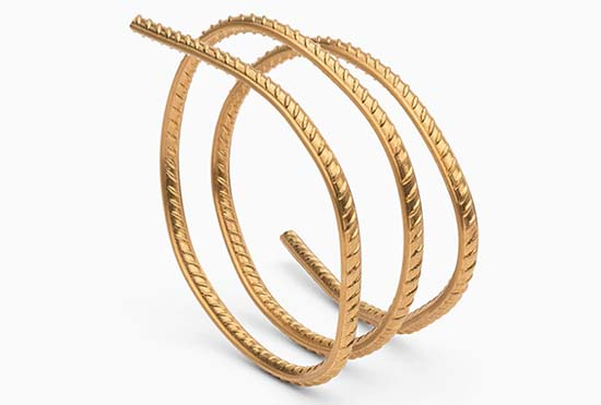ai-weiwei-rebar-in-gold-jewelry-collection-2