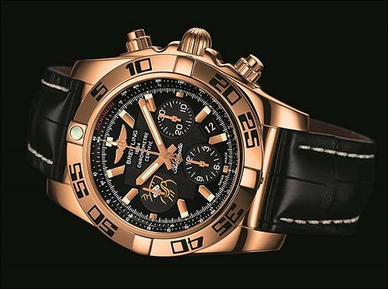 Breitling Chronomat 44 Wayne Gretzky Limited Edition