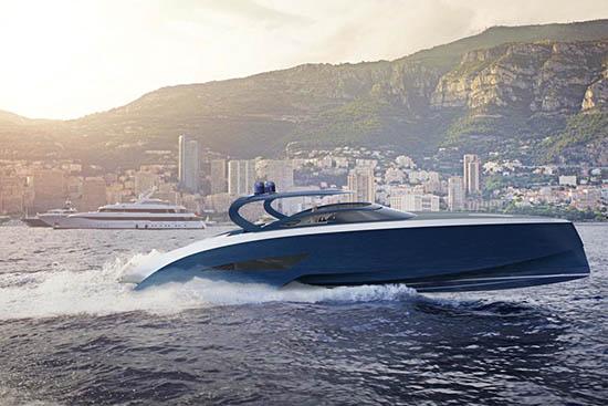 Palmer Johnson Yacht