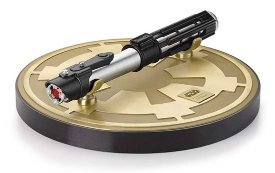 Lightsaber pen dedicated to Darth Vader