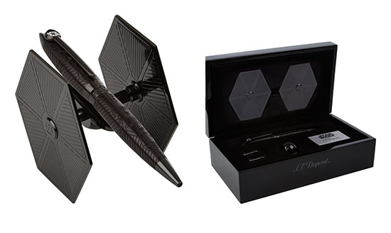 Star Wars Tie-Fighter Ballpoint Pen