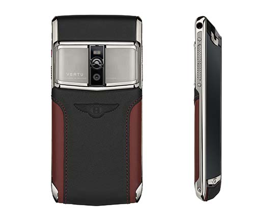 Vertu Signature Touch for Bentley 3