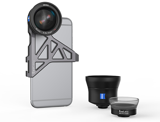 Zeiss Unveils External Lenses For iPhone