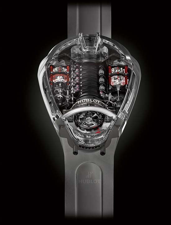"""Hublot MP-05 """"LaFerrari"""" Sapphire - Ref. 905.JX.0001.RT"""