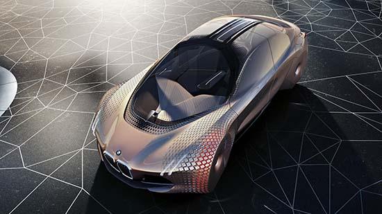 BMW Vision Next 100 Concept 3