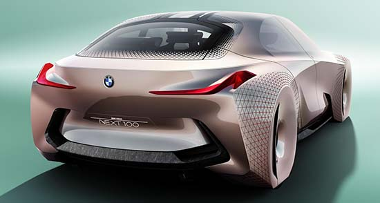 BMW Vision Next 100 Concept2