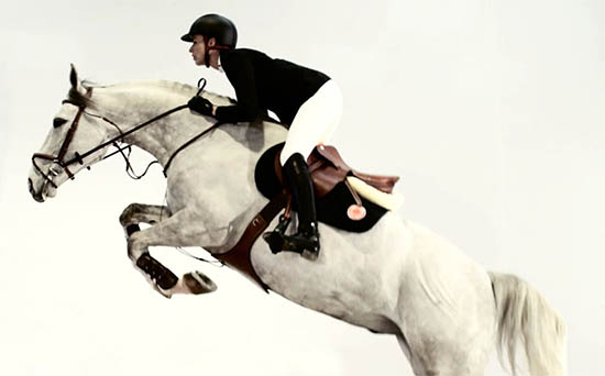 Hermès Allegro Saddle