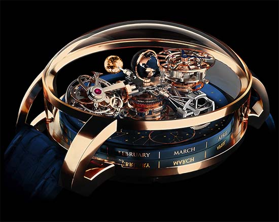 Jacob & Co. Unveils Astronomia Sky Watch