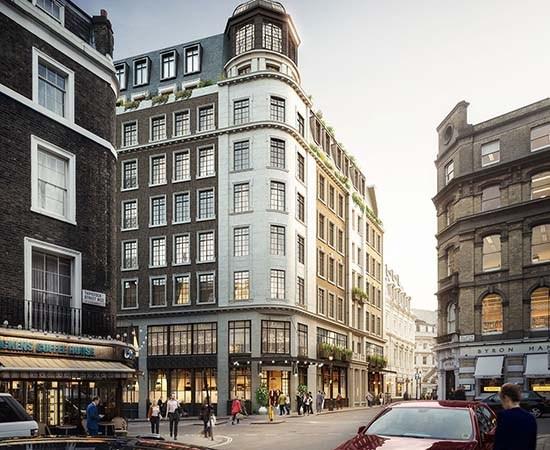 Robert De Niro To Open A Luxury Hotel in London