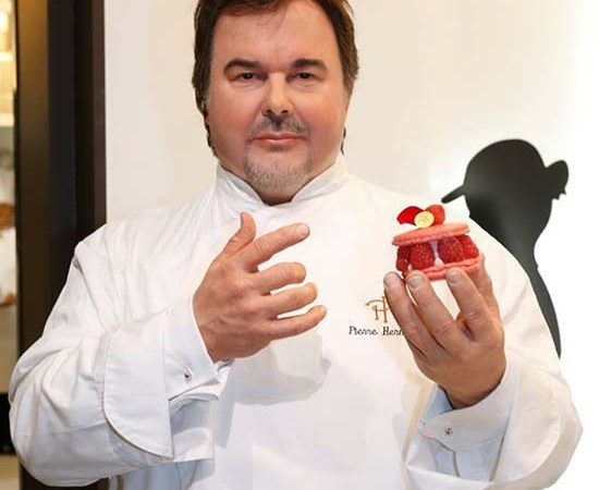Pierre Hermé Crowned Best Pastry Chef 2016
