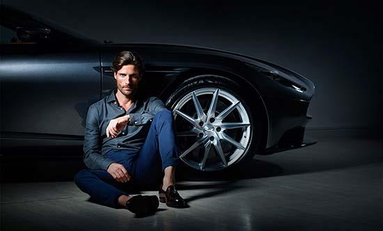 Aston Martin x Hackett Capsule Collection