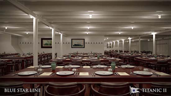 Titanic II Replica 04