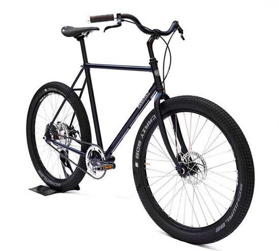 Woolrich x Deus E-Bike
