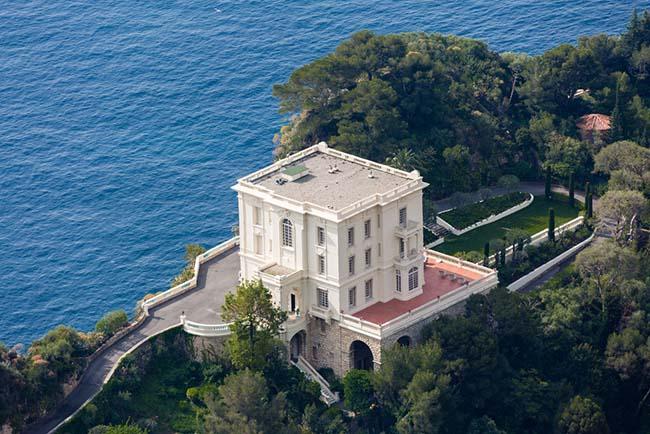 Karl Lagerfeld Monaco Mansion