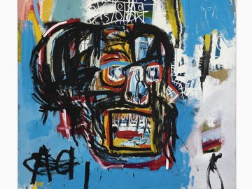 Jean Michel-Basquiat Untitled
