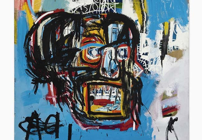 A Masterpiece by Jean-Michel Basquiat Sells for $110.5 Million