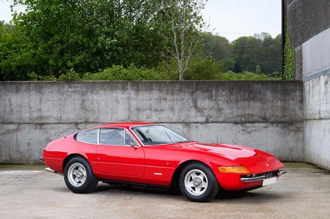1972 Ferrari Daytona
