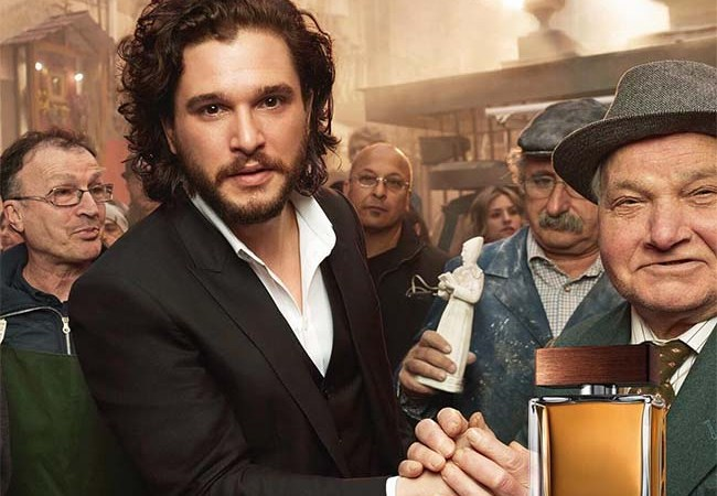 Kit Harington & Emilia Clarke Are the New Faces of D&G