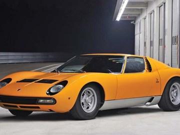 Lamborghini history
