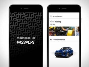 Porsche Passport