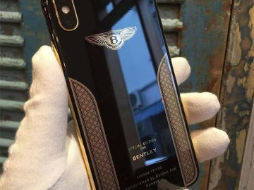 iPhone X Bentley