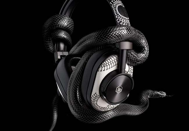 Master & Dynamic x Scott Campbell Limited Edition Headphones